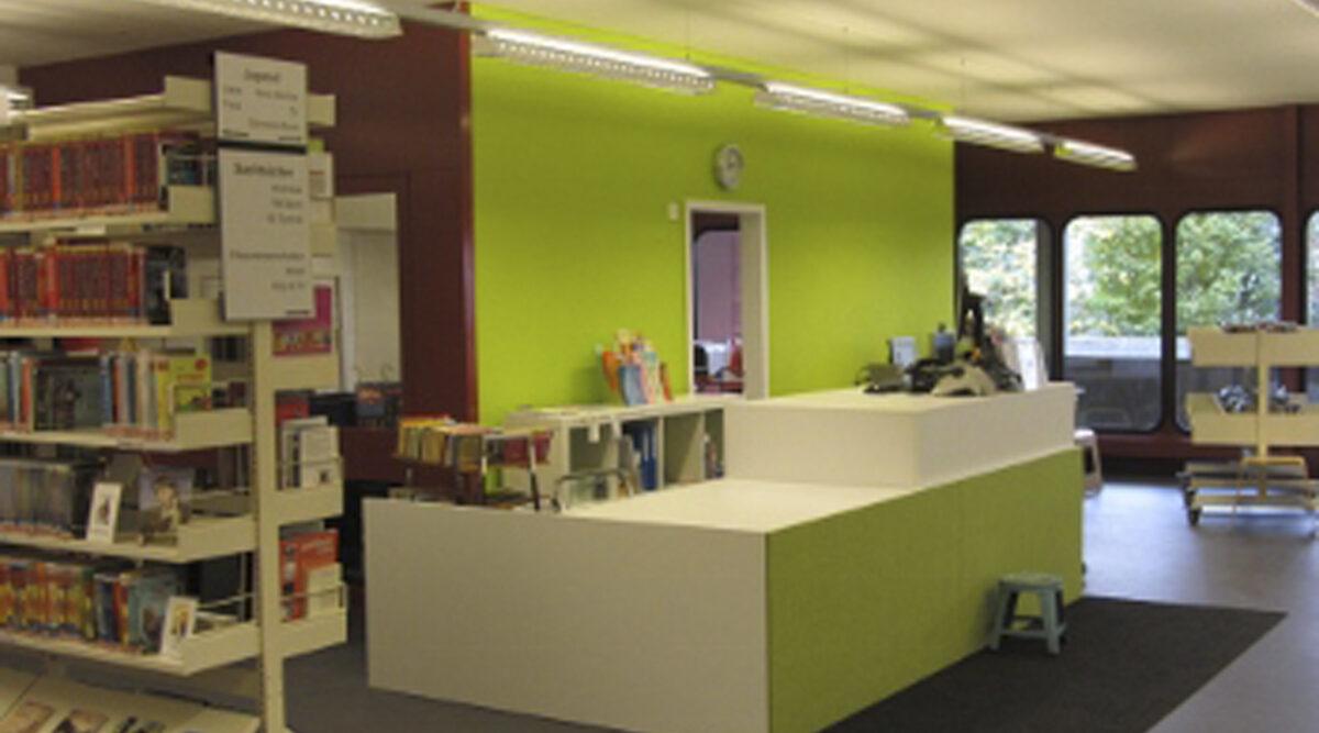 Gemeindebibliothek Muri-Gümligen